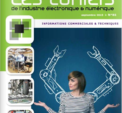 Les Cahiers de l'Industrie Electronique et Numérique